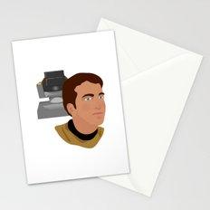 The Elder Kirk Stationery Cards