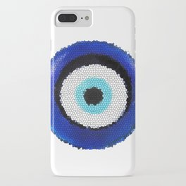 Blue eye Luck iPhone Case