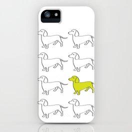 Weenie Collective iPhone Case