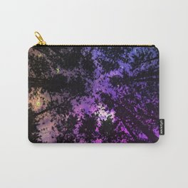 Pretty Lights Forest Escape Carry-All Pouch