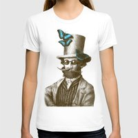 doctor T-shirts featuring Doctor Popinjay by Eric Fan