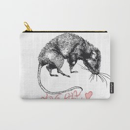 love rat Carry-All Pouch