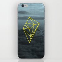 geometry iPhone & iPod Skins featuring Geometry by Geometry