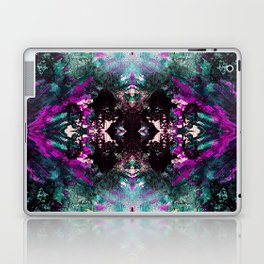 Textured Graffiti Print Laptop & iPad Skin