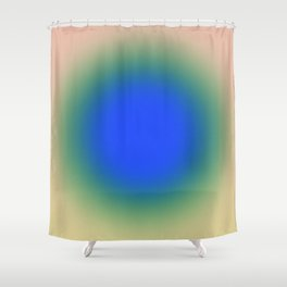 Live Immediately Shower Curtain