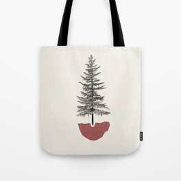 Fir Pine Tote Bag