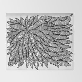 Bugging Out Throw Blanket