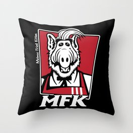 ALF - MFK Throw Pillow