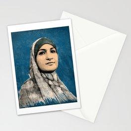 linda sarsour Stationery Cards