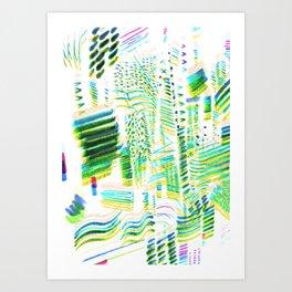 Nice work. Art Print