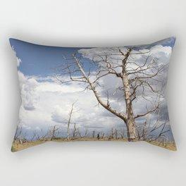Big Sky Over Colorado Plateau Rectangular Pillow