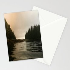 They Mysterious Island Stationery Cards