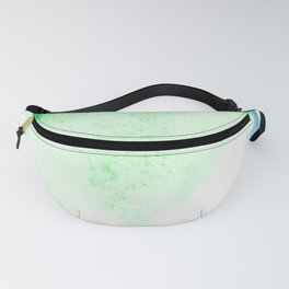 150306 Abstract Watercolor An Imperfect Circle 4 Fanny Pack