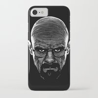 cook iPhone & iPod Cases featuring The Cook by Azafran
