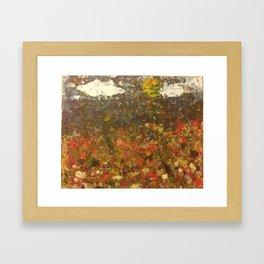 Lamdscape Framed Art Print