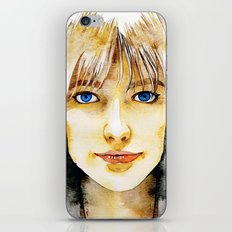 Francoise Hardy iPhone & iPod Skin