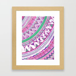 Doodles! Framed Art Print