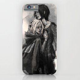 """""""No matter what, I'm on your side."""" iPhone Case"""