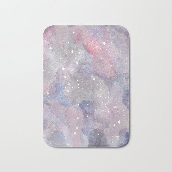 Star sky Bath Mat