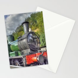 Steam Train at Bewdley Stationery Cards