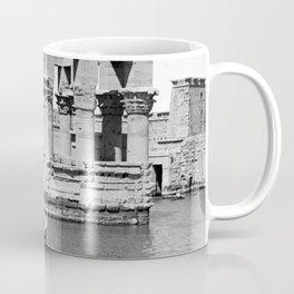 Temple of Philae, Egypt., 1908 Coffee Mug