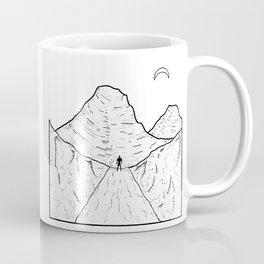Mission To Mars, And Beyond Coffee Mug