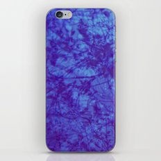 Pink & Purple Blossoms iPhone & iPod Skin