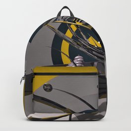 gladiatorial gladioli Backpack