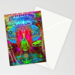 Paleo Scream Invocation Stationery Cards