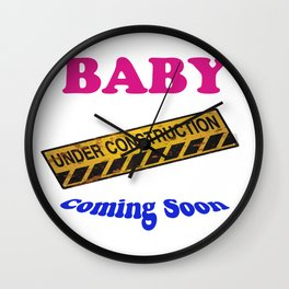 New arrival Coming soon  Wall Clock