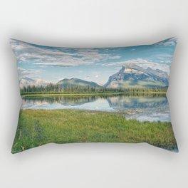 Reflections Of Nature Rectangular Pillow