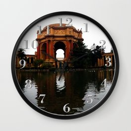 Palace of Fine Arts Wall Clock