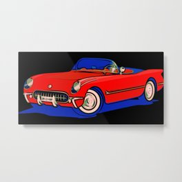 Open Road Dream Metal Print