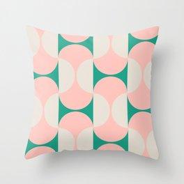 Capsule Cactus Throw Pillow
