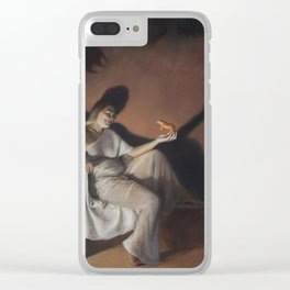 Joke of the Universe Clear iPhone Case