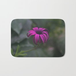 Has been a long day (African Daisy Flower) Bath Mat