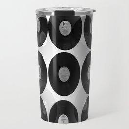 Something Nostalgic II - Black And White #decor #buyart #society6 Travel Mug