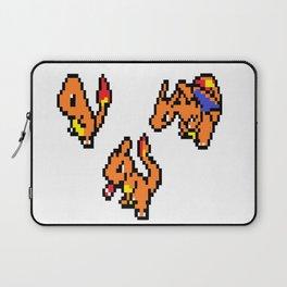 Pixel Char. Evolutions Laptop Sleeve