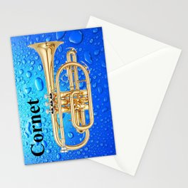 Bubblicious Cornet Stationery Cards