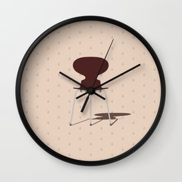 Arne // ANT CHAIR Wall Clock