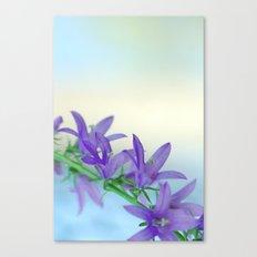 Tender Blue 5 Canvas Print