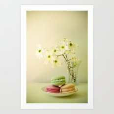 One Spring Day Art Print