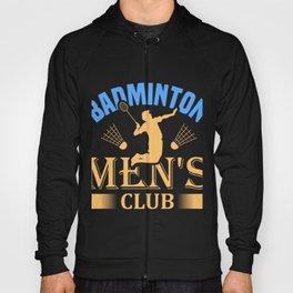 Badminton Men's Club Hoody