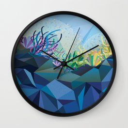 Fedora Wall Clock