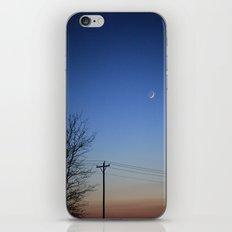 Evening Sky iPhone & iPod Skin