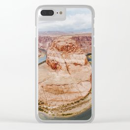 Horseshoe Bend / Arizona Desert Clear iPhone Case