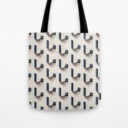 Superb Fairywren | Pattern Tote Bag