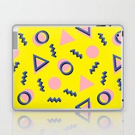 Memphis pattern 62 Laptop & iPad Skin
