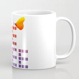 Mistenissa - free butterfly Coffee Mug