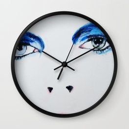 BOWIE. Wall Clock